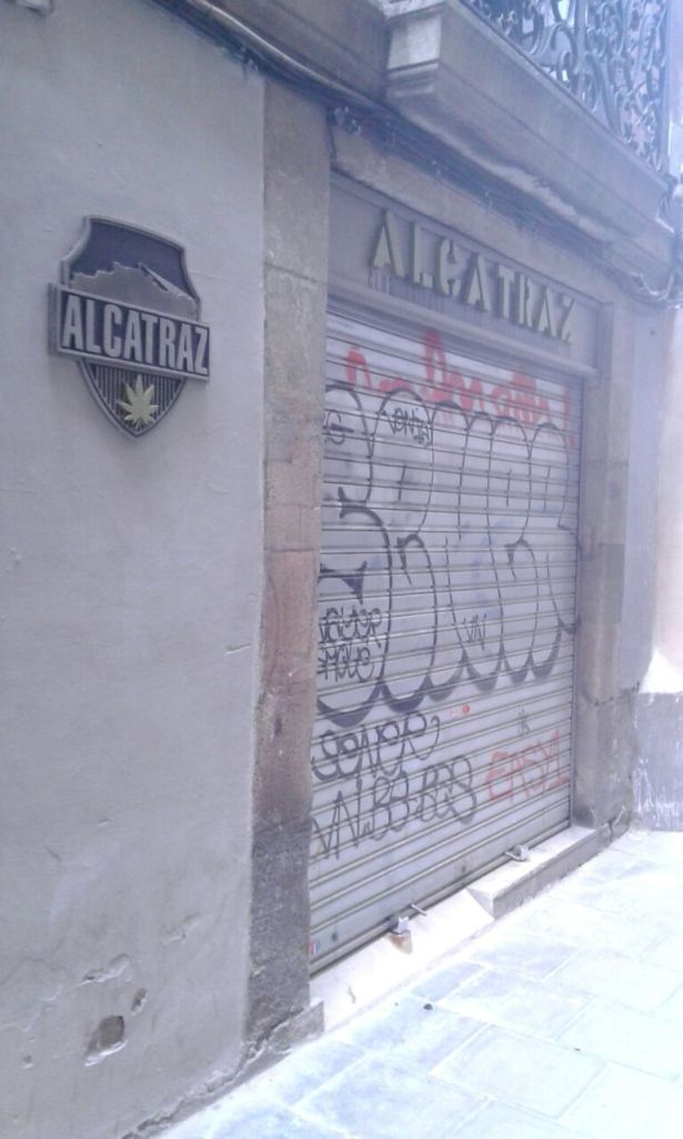 Club privado Alcatraz