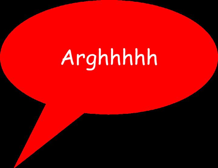 arghh